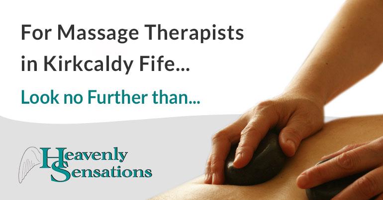 massage therapists kirkcaldy fife