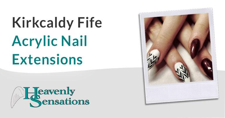 kirkcaldy fife acrylic nail extensions