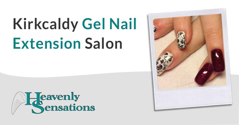 kirkcaldy gel nail extension salon