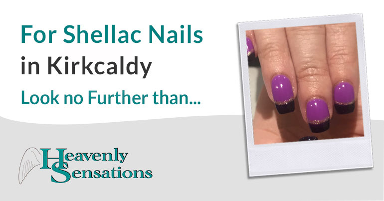shellac nail services fife