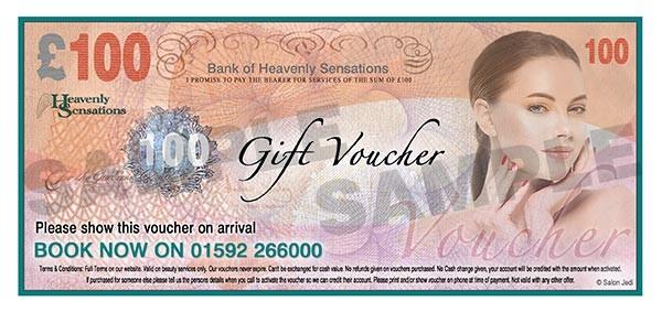 fife beauty gift voucher