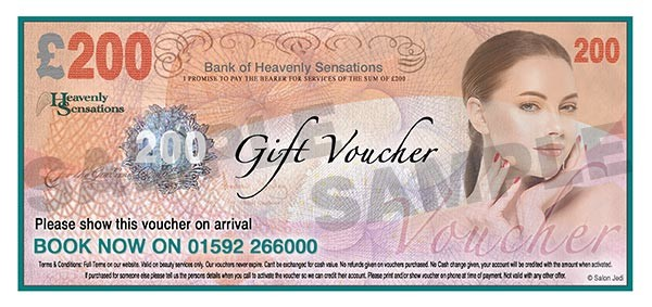 fife beauty gift voucher