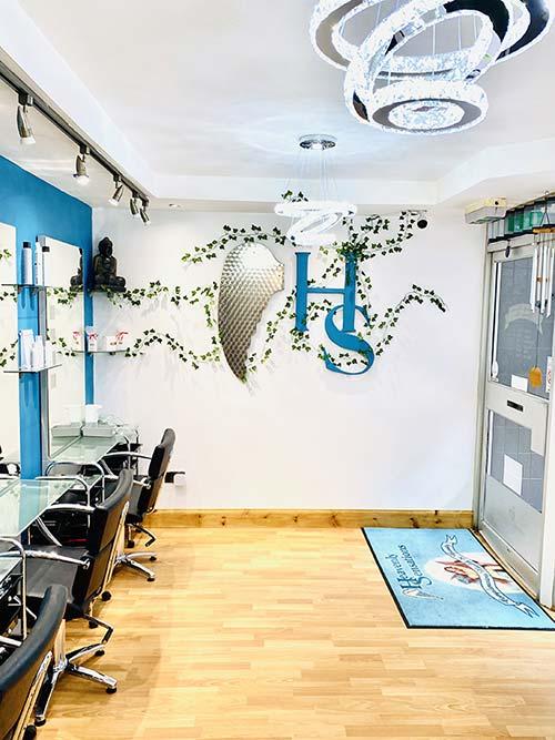 kirkcaldy beauty salon