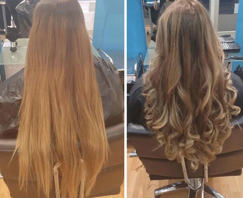 Hair Botox treatment Kirkcaldy Fife