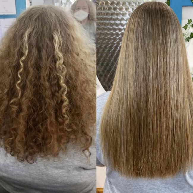 Nanoplasty Hair Straightening Kirkcaldy Fife